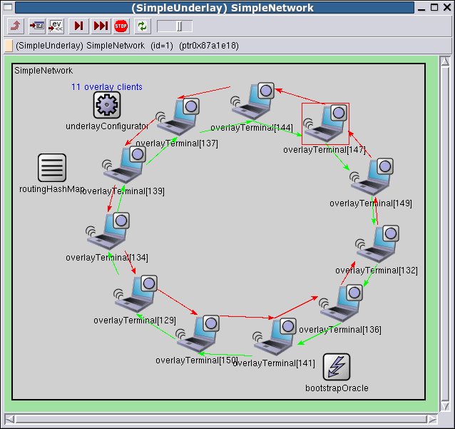 The OverSim P2P Simulator
